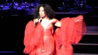 """where did  our love go""   Diana Ross  2008"