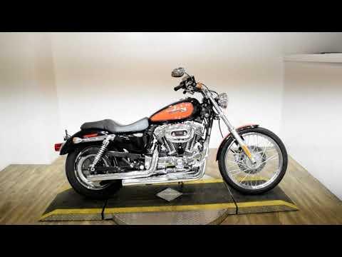 2009 Harley-Davidson Sportster® 1200 Custom in Wauconda, Illinois - Video 1