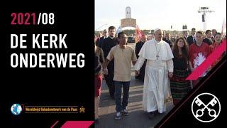 Paus: De Kerk onderweg