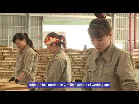 Xúc tiến đầu tư Nghệ An Việt-An