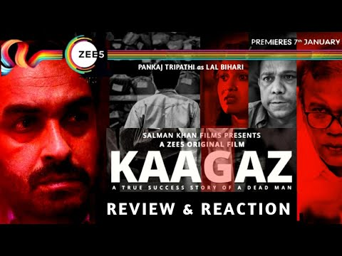 Kaagaz (2021) New Released Movie Bollywood Product
