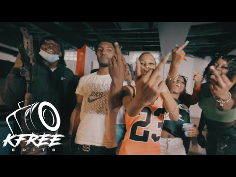 RiskyMari x Itty Bitty – Money Thoughts (Official Video) Shot By @Kfree313