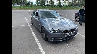Самый ликвидный BMW 530D!