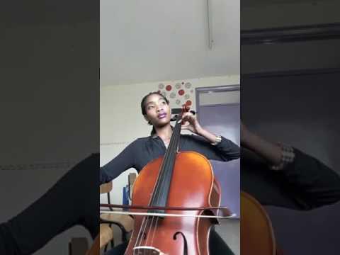Wairimu Cellist