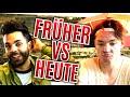 FUSSBALL GUCKEN - FRÜHER VS. HEUTE (Mit Emrah !)