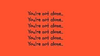 Aram Mp3 - Not alone ( lyrics ) Armenia Eurovision 2014