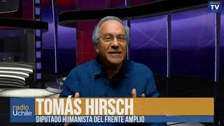 Tomás Hirsch: ¿Quién es Fernanda Bachelet?