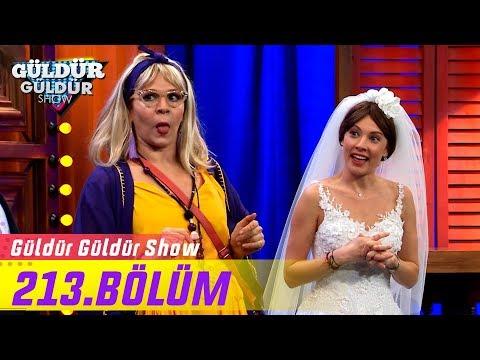 Güldür Güldür Show 213.Bölüm (Tek Parça Full HD)