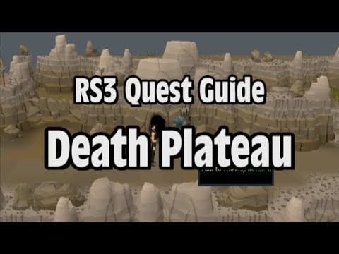 RS3: Death Plateau Quest Guide - RuneScape