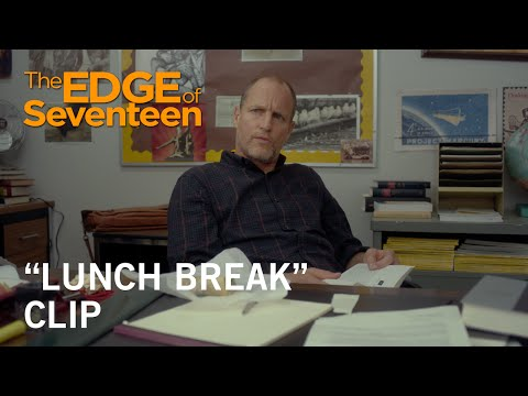 "The Edge of Seventeen | ""Lunch Break"" Clip 