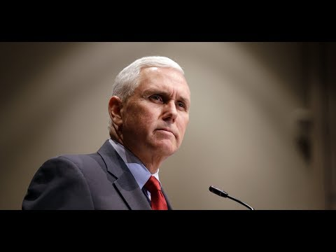 VP Pence Delivers Remarks on Central America - 6/15/17