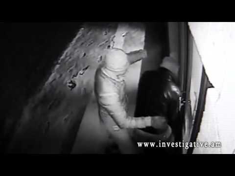 Տեսախցիկներն արձանագրել են դիմակավորված երեք անձանց մուտքը «Հայփոստ» ընկերության բաժանմունքներից մեկը (տեսանյութ)