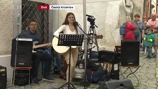 Video PT band v událostech ČT1