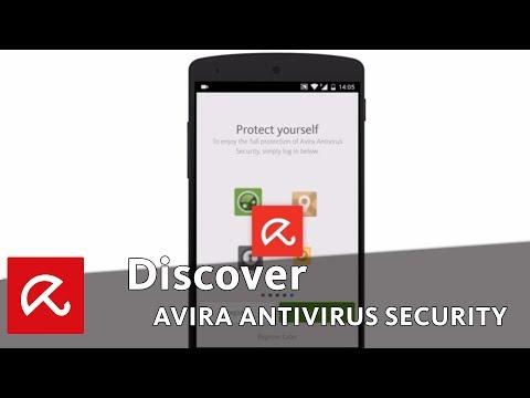 Video of Avira Antivirus Security