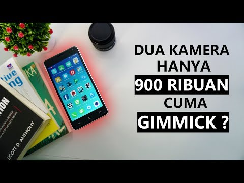 2 KAMERA DAN MURAH - Review Advan i5C Lite Indonesia