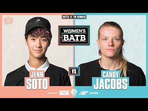 WBATB | Jenn Soto vs. Candy Jacobs - Round 1