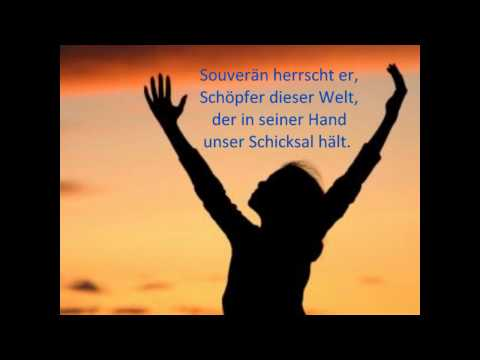 Groß ist unser Gott