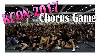 [KCON 2017] 55 K-Pop Dances in 30 minutes (Chorus Dance Game)