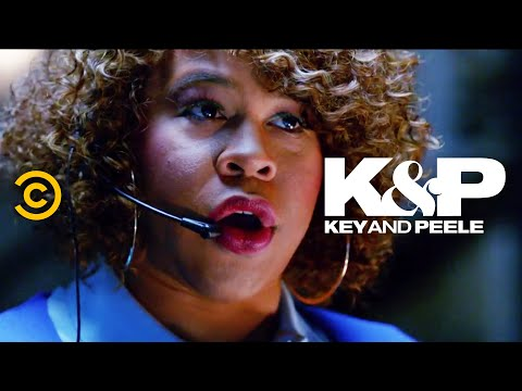 The 911 Call That Will Change His Life - Key & Peele