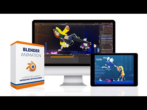 Blender Animation Course By Dillon Gu [NEW] - YouTube