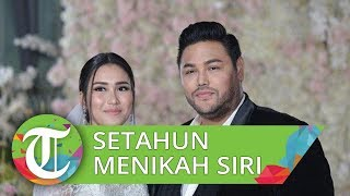Ivan Gunawan Mengaku Setahun Nikah Siri dengan Ayu Ting Ting, Berawal dari Sindiran Wendy Cagur