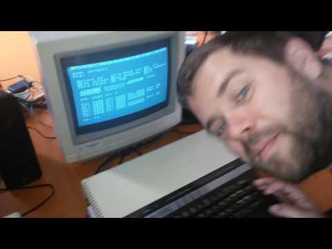 Oglądaj: ZX Spectrum emulation on ATARI 8bit XE