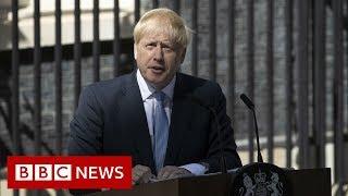 Prime Minister Boris Johnson: Who's in his cabinet? - BBC News