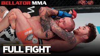 Full Fight | James Gallagher vs. Cal Ellenor - Bellator ES 9