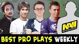Best PRO plays of the week #11 — Dendi, Miracle, InYourDream