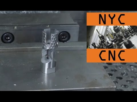 Gimme A Brake Machining A Diy Cnc 9mm Ar 15 Muzzle Brake