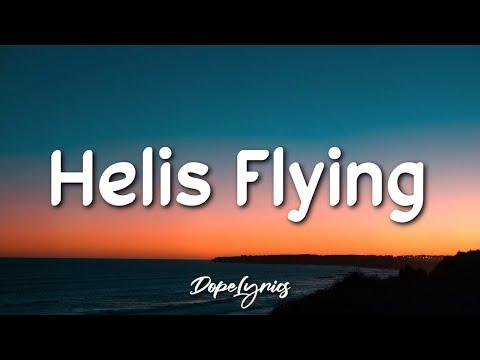 Julie Alexandra Walsh - Helis Flying (Lyrics) 🎵