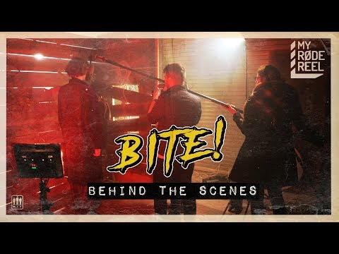 BITE! | My RØDE Reel 2017 BTS