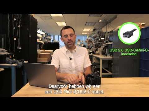USB 2.0 USB-C/Mini-B-kabel - Belkin