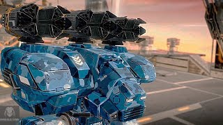 Triple Exodus Fury Gameplay Devastating Everything | Most Powerful Existing Build | War Robots
