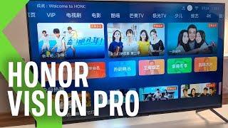 Honor Vision Pro TV: Así funciona HARMONY OS en TELEVISORES