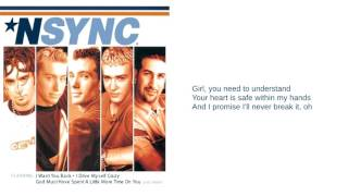 NSYNC For The Girl Who Has Everything