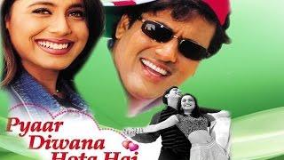 Pyaar Diwana Hota Hai (2002) COMEDY - Govinda   Rani Mukherji   Johny Lever