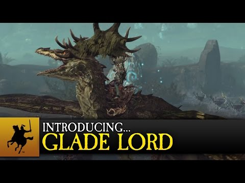 Introducing... The Glade Lord and Forest Dragon — Total ...