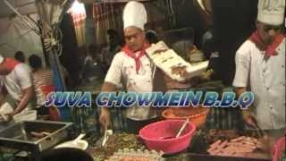 preview picture of video 'SUVA CHOWMEIN B.B.Q feat Taitai Finoki'