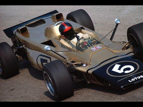 Golden shower? Cinco carros dourados que fizeram história na F1 | GP às 10