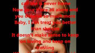 Monica - Don't Gotta Go Home Ft. DMX W/ Lyrics