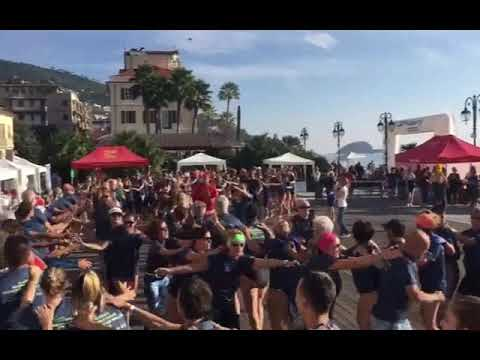 RECORD ALLA ''ALASSIO INTERNATIONAL FRENCH WATER WALKING'' CON 251 PARTECIPANTI