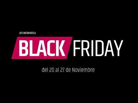 LIFE Informàtica - Black Friday 2017