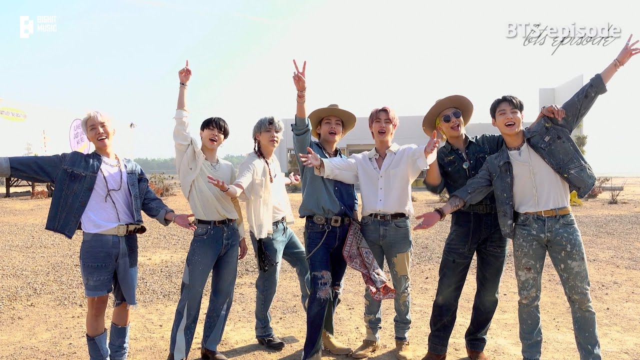 EPISODE] BTS 'Permission to Dance' MV Shooting Sketch - All For ARMY