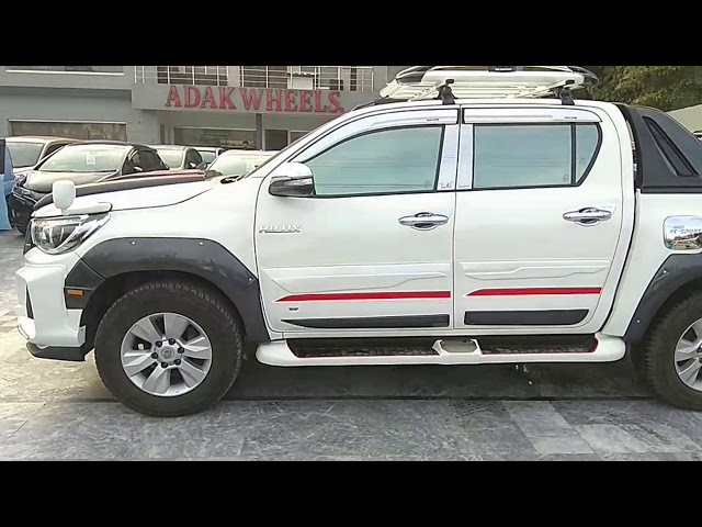 Toyota Hilux 2015 for Sale in Lahore