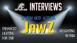 Interview with Skyrim Mod Author JawZ