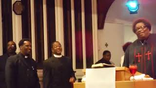 """Get On Board,"" Pastor LC Green, Divine Temple Church of God in Christ"