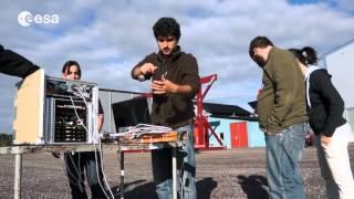 ESA Education's BEXUS promotional video