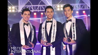 2018 Mister International Competition