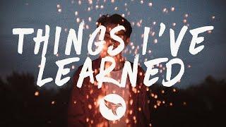 BRKLYN & Fairlane   Things I've Learned (Lyrics) Feat. Jocelyn Alice